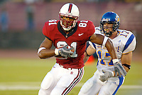 Alex Smith during Stanford's 63-26 win over San Jose State on September 14, 2002 at Stanford Stadium.<br />Photo credit mandatory: Gonzalesphoto.com