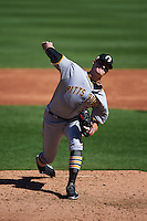 Glendale Desert Dogs pitcher Tyler Eppler (36) delivers a pitch during an Arizona Fall League game against the Surprise Saguaros on October 23, 2015 at Salt River Fields at Talking Stick in Scottsdale, Arizona.  Glendale defeated Surprise 9-6.  (Mike Janes/Four Seam Images)