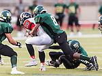 2015 HS Football: Burleson vs. Western Hills