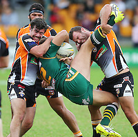 1sts Rd 3 - Wyong Roos v Entrance Tigers