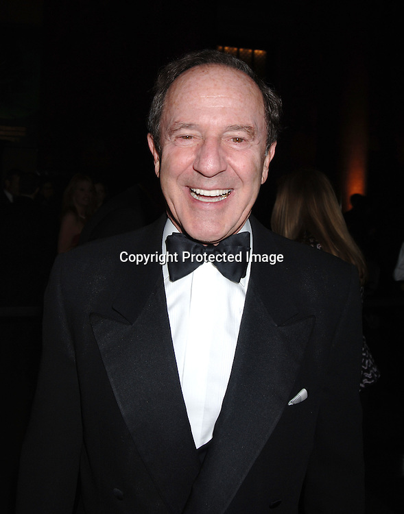 Mort Zuckerman ..at The Pen American Center's 2006 Literary Gala on ..April 18, 2006 at The American Museum of Natural History. ..Robin Platzer, Twin Images