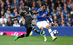 Ngolo Kante of Chelsea during the English Premier League match at Goodison Park , Liverpool. Picture date: April 30th, 2017. Photo credit should read: Lynne Cameron/Sportimage