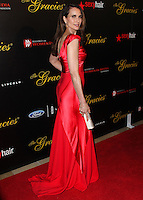 BEVERLY HILLS, CA, USA - MAY 20: Andie MacDowell at the 39th Annual Gracie Awards held at The Beverly Hilton Hotel on May 20, 2014 in Beverly Hills, California. (Photo by Xavier Collin/Celebrity Monitor)