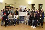 Julianstown Foroige Cheque Presentation