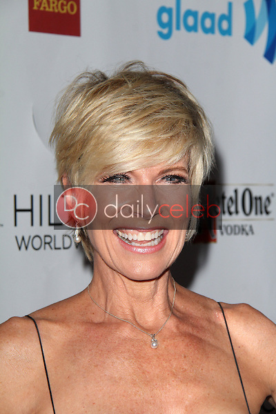 Debby Boone<br /> at the 25th Annual GLAAD Media Awards, Beverly Hilton, Beverly Hills, CA 04-12-14<br /> David Edwards/DailyCeleb.Com 818-249-4998