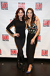 Marilu Henner and Kelli Barrett attends the Meet and Greet for Broadway's 'Gettin' the Band Back Together' on May 4, 2018 at Manhattan Movement & Arts Center in New York City.
