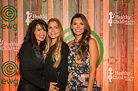 Nina Montée Karp, Lexi Montée and Ali Landry attend Healthy Child Healthy World's L.A. Gala on Oct. 27, 2016 (Photo by Inae Bloom/Guest of a Guest)