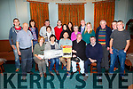 Robert O'Mahony The Ray of Sunshine Foundation African charity fundraising Quiz night at Na Gaeil Clubhouse on Friday