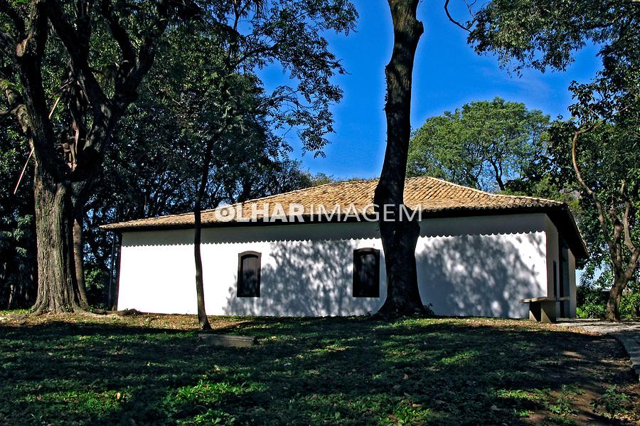 Casa do Bandeirante no bairro do Butantâ. São Paulo. 2007. Foto de Juca Martins.