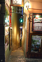 The narrowest street of Prague, Prague, Czech Republic on February 28th to March 3rd 2018<br /> CAP/ROS<br /> &copy;ROS/Capital Pictures