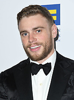 10 March 2018 - Los Angeles, California - Gus Kenworthy. The Human Rights Campaign 2018 Los Angeles Dinner held at JW Marriott LA Live.  <br /> CAP/ADM/BT<br /> &copy;BT/ADM/Capital Pictures