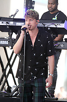Charlie Puth Performs On NBC's Today Citi Concert Series