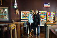 Pinball Wizards for Walter Magazine
