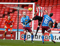 Sheffield Utd v Scunthorpe 18.2.17