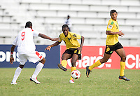 Romario Jones. Panama defeated Jamaica, 1-0, during the third place game of the CONCACAF Men's Under 17 Championship at Catherine Hall Stadium in Montego Bay, Jamaica.