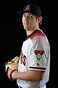 Arizona Diamondbacks Adam Miller (68) during photo day on February 28, 2016 in Scottsdale, AZ.