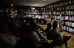 CORAL GABLES, FL - August 17: Author Brian Bandell signs copies of his book 'Famous After Death' at Books and Books-Gables on Monday August 17, 2015 in Voral Gables, Florida.  ( Photo by Johnny Louis / jlnphotography.com )