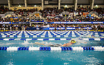 19 MAR 2016: Gillian Ryan of Michigan competes in the 1650 Yard Freestyle final during the Division I Women's Swimming & Diving Championship held at the Georgia Tech Aquatic Center in Atlanta, GA. David Welker/NCAA Photos