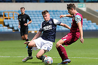 Anthony Glennon of Burnley in action during Millwall Under-23 vs Burnley Under-23, Professional Development League Football at The Den on 9th August 2019