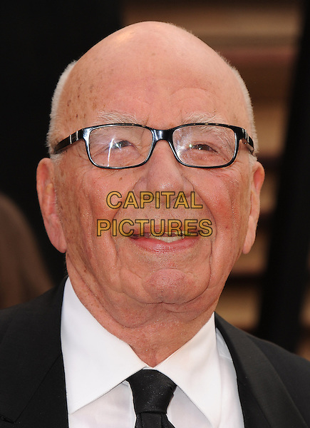 WEST HOLLYWOOD, CA - MARCH 2: Rupert Murdoch arrive at the 2014 Vanity Fair Oscar Party in West Hollywood, California on March 2, 2014. <br /> CAP/MPI/MPI213<br /> &copy;MPI213 / MediaPunch/Capital Pictures