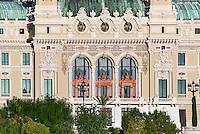 Exterior of the Salle Garnier, Opéra de Monte-Carlo, Monaco