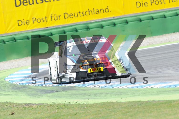 # 1 Marco Wittmann auf BMW M4 DTM vom BMW Team RMG  beim Rennen der DTM auf dem Hockenheimring.<br /> <br /> Foto &copy; P-I-X.org *** Foto ist honorarpflichtig! *** Auf Anfrage in hoeherer Qualitaet/Aufloesung. Belegexemplar erbeten. Veroeffentlichung ausschliesslich fuer journalistisch-publizistische Zwecke. For editorial use only.