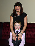Mary Lawless celebrating her 50th birthday in Redz with nephew Luke Kelly who received his first holy communion on the same day. Photo:Colin Bell/pressphotos.ie