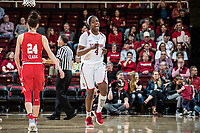 Stanford, CA - February 10, 2018: Stanford Women's Basketball wins over Utah 70-49 at Maples Pavilion.