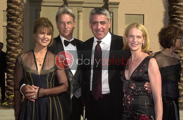 Pam Dawber, Mark Harmon, Adam Arkin and Phyllis Lyons