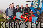 John Francis Casey,Padraig Supple, Christy O Mahony, Liam O Mahony and Richard O Mahony all from Ballyheigue at the County Championship Causeway Ploughing Match in Paul Thornton's, Land Castleshannon, Ballyheigue on Sunday