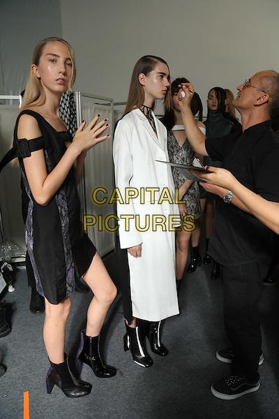 YANG LI<br /> Paris Fashion Week Spring Summer 2017<br /> on September 28,  2016<br /> CAP/GOL<br /> &copy;GOL/Capital Pictures