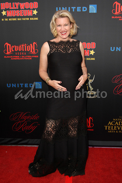 26 April 2017 - Los Angeles, California - Melissa Disney. Daytime Emmy Awards Nominee Reception held at The Hollywood Museum in the world famous Max Factor Building. Photo Credit: AdMedia