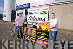 Tony Galway and Maurice Brosnan launch the 3 Climbs Cycle in aid of Donal Walsh Foundation on Saturday May 10th