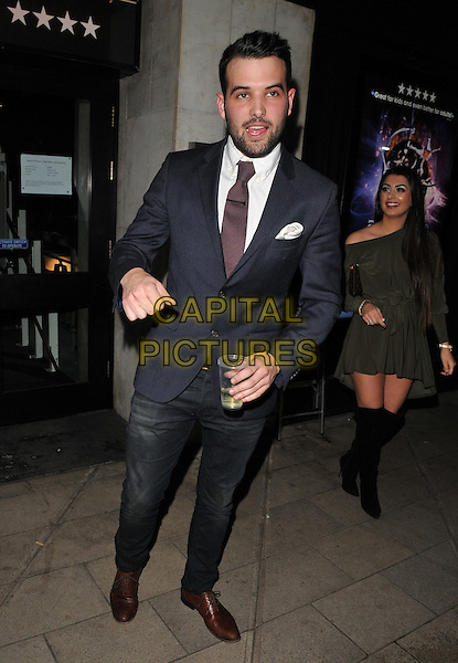 Ricky Rayment attends the Zippo's Cirque Berserk! press night, Peacock Theatre, Portugal Street, London, UK, on Tuesday 09 February 2016.<br /> CAP/CAN<br /> &copy;CAN/Capital Pictures