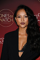 04 October  2017 - Hollywood, California - Karrueche Tran. 2017 People's &quot;One's to Watch&quot; Event held at NeueHouse Hollywood in Hollywood. <br /> CAP/ADM/BT<br /> &copy;BT/ADM/Capital Pictures