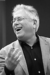 """Alan Menken during the open press rehearsal for """"A Bronx Tale - The New Musical""""  at the New 42nd Street Studios on October 21, 2016 in New York City."""