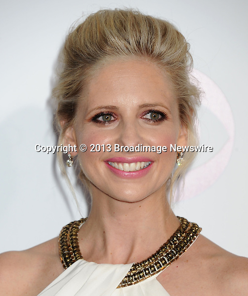 Pictured: Sarah Michelle Gellar<br /> Mandatory Credit &copy; Gilbert Flores/Broadimage<br /> 2014 People's Choice Awards<br /> <br /> 1/8/14, Los Angeles, California, United States of America<br /> <br /> Broadimage Newswire<br /> Los Angeles 1+  (310) 301-1027<br /> New York      1+  (646) 827-9134<br /> sales@broadimage.com<br /> http://www.broadimage.com
