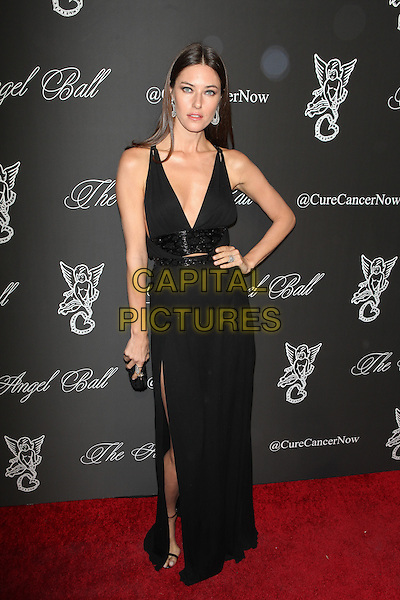 NEW YORK, NY - OCTOBER 20: Nadejda Savcova pictured at Angel Ball 2014 hosted by Denise Rich at Cipriani's in New York City on October 20, 2014.  <br /> CAP/MPI/DIE<br /> &copy;Diego Corredor/ MediaPunch/Capital Pictures