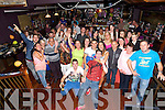 Danny Roche from Muing Oakpark Tralee, celebrates his 21st birthday with family and friends at the Night Jar on Saturday