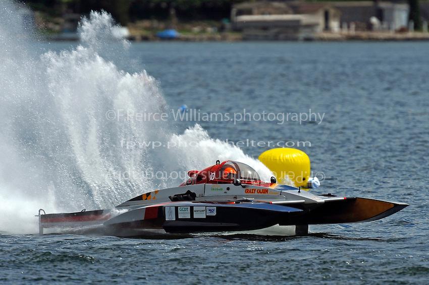 "Joe Sovie, E-61 ""Crazy Cajun""  (5 Litre class hydroplane(s)"