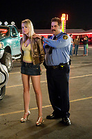 Sex Drive (2008) <br /> Katrina Bowden &amp; Keith Hudson<br /> *Filmstill - Editorial Use Only*<br /> CAP/MFS<br /> Image supplied by Capital Pictures