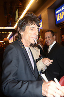 Ronnie Wood at the 'Leap Of Faith' Broadway Opening Night at the St. James Theatre on April 26, 2012 in New York City. © Amy Pinard/MediaPunch Inc.
