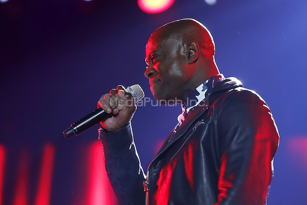 NEW ORLEANS, LA - JULY 3: Kem performs at the 2015 Essence Festival at the Louisiana Superdome on July 3, 2015 in New Orleans, Louisiana. Credit: PGKA/MediaPunch
