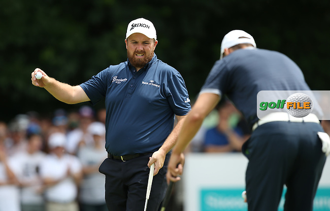 Just a par round for Shane Lowry (IRL) during Round One of the 2015 BMW International Open at Golfclub Munchen Eichenried, Eichenried, Munich, Germany. 25/06/2015. Picture David Lloyd | www.golffile.ie