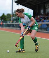 23 June 2013; Alex Speers, Ireland. Electric Ireland Senior Women's International Friendly, Ireland v Canada, Belfield, Dublin. Picture credit: Tommy Grealy/Actionshots.ie