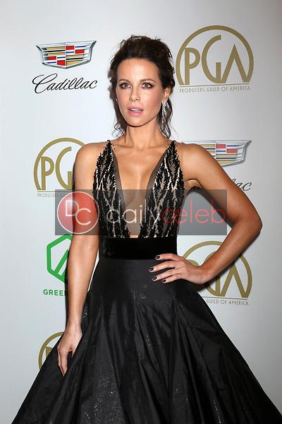 Kate Beckinsale<br /> at the 2019 Producer's Guild Awards, Beverly Hilton Hotel, Beverly Hills, CA 01-19-19<br /> David Edwards/DailyCeleb.com 818-249-4998