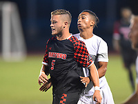 UHart MSoccer at CCSU 9/26/2017