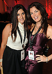 Jamie Johnson and Sherry Gift at the third night of Fashion Houston at the Wortham Theater Wednesday Oct. 12,2011.(Dave Rossman/For the Chronicle)