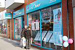 First Choice travel agent. High street shops and shopping,  January 2009, Lowestoft, Suffolk, England