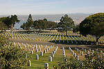 cemetery on Point Loma